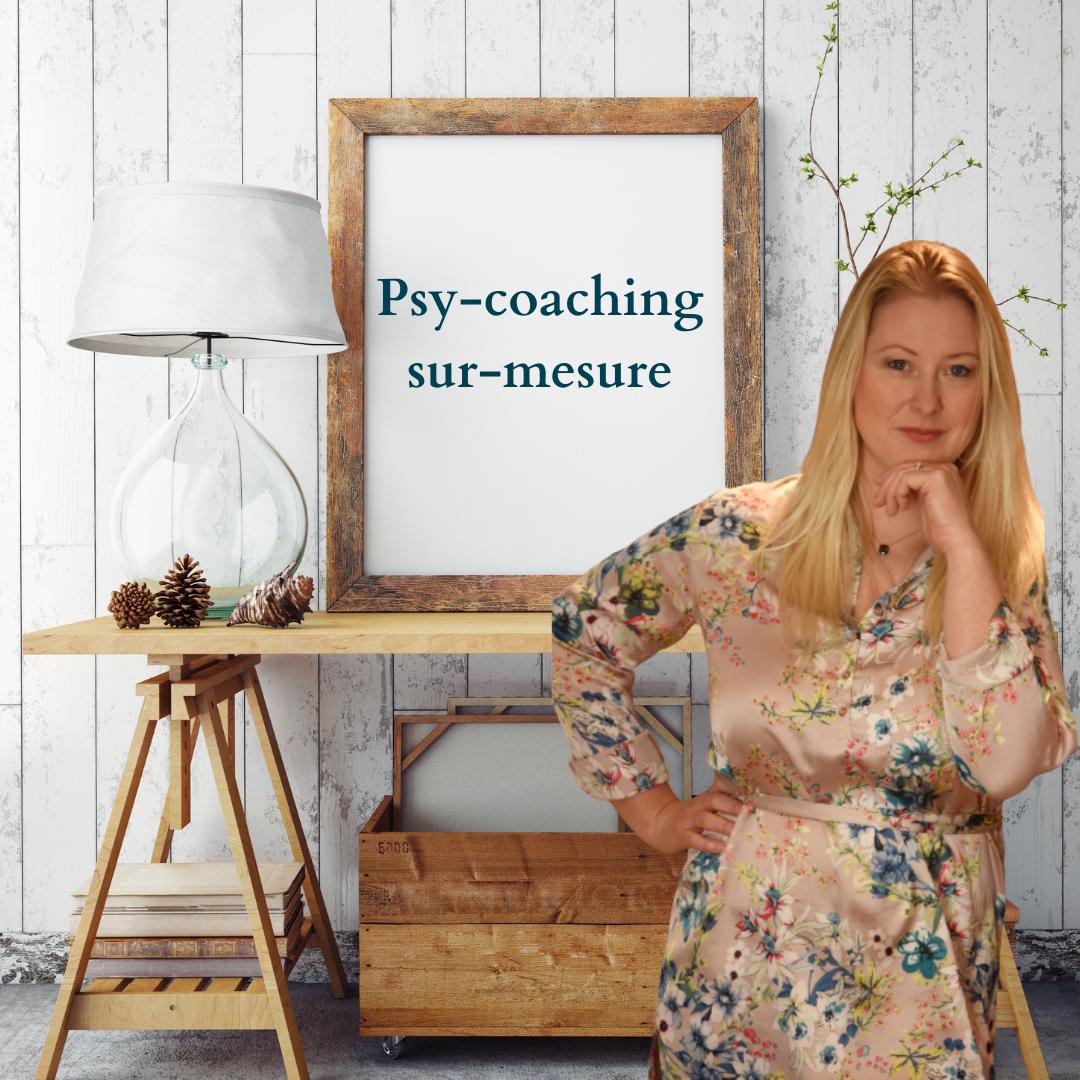 Accompagnements sur-mesure de psy-coaching
